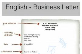 英文商务邮件写法总结