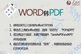 PDF、WORD、PPT、TXT之间相互转换.docx